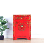 Yajutang Chinese chest of drawers with hand-painted