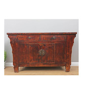 Yajutang Antique sideboard 2 doors 2 drawers