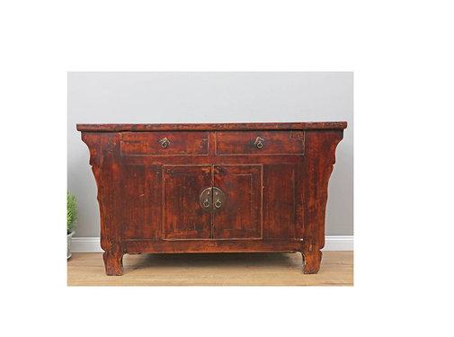 Yajutang Antique sideboard 2 doors 2 drawers