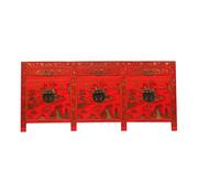 Yajutang sideboard hand gilt painting landscape