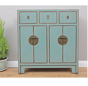 Yajutang Dresser 3 drawer 4 doors