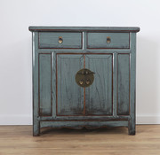 Yajutang Chinese cabinet Asian gray
