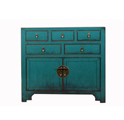 Yajutang china cabinet  2 doors 5 drawers