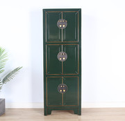 Yajutang Chinese wedding cabinet fir-green
