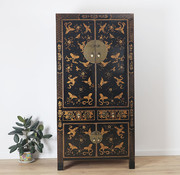 Yajutang Wedding cabinet hand painted butterfly
