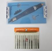Yajutang Druckluft-Handfeilgerät TURBOLAP