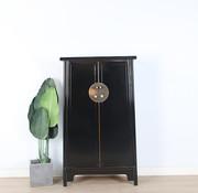 Yajutang Wedding cabinet 2 doors black