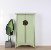 Yajutang Wedding cabinet 2 doors mint