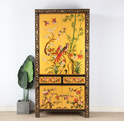 Yajutang Wedding cabinet hand painted Phoenix