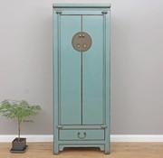 Yajutang Chinese wedding cabinet 2 doors closet licht