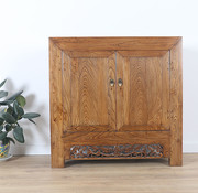 Yajutang Antique Chinese chest of drawers brown
