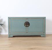 Yajutang Sideboard cabinet with 2 doors gray