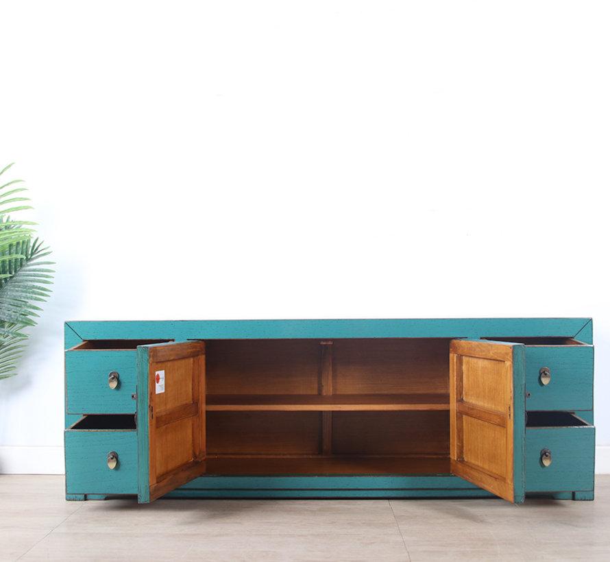 Chinese  sideboard TV Bord 2 doors 4 drawer