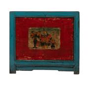 Yajutang Antike chinesische Kommode Massivholz