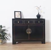 Yajutang Sideboard 3 drawers  black