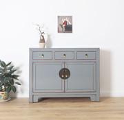 Yajutang Sideboard 3 drawers  gray
