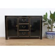 Yajutang Chinese sideboard 2 doors 3 drawers