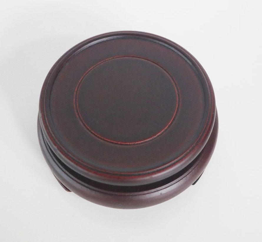 Holzsockel Untersetzer kleiner Tisch Ø8