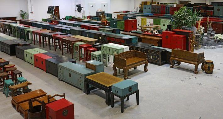 Möbelhaus Für Chinesische Massivholz Möbel Und Asiatische Wohnstil