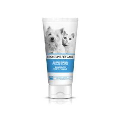 Frontline Frontline Pet Care - Shampoo Witte Vacht 200ml