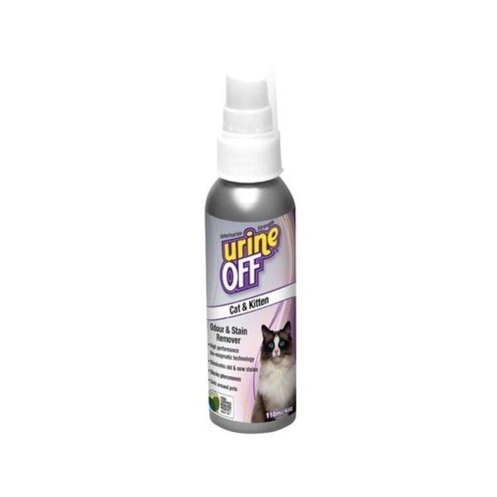 Urine Off Urin Off Cat & Kitten Spray 118 ml