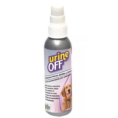 Urine Off Urine Off Dog & Puppy spray 118 ml