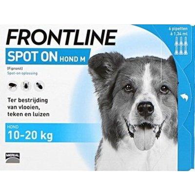 Frontline Frontline Spot On Hond M - 6 Pipet