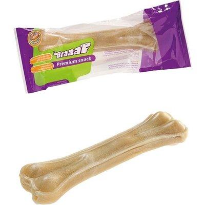 Braaaf Braaaf Premium-Snack Knochen, gepresst 22cm