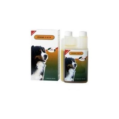 PrimeVal Primeval omega 3-6-9 hond 500 ml