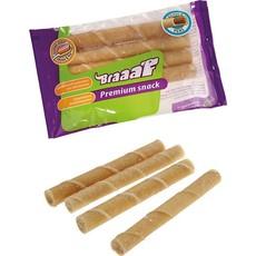 Braaaf Braaaf Premium Snack BuffelRoll Pens (4st)