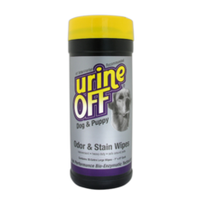 Urine Off Urine Off Dog & Puppy Odor & Stain Wipes