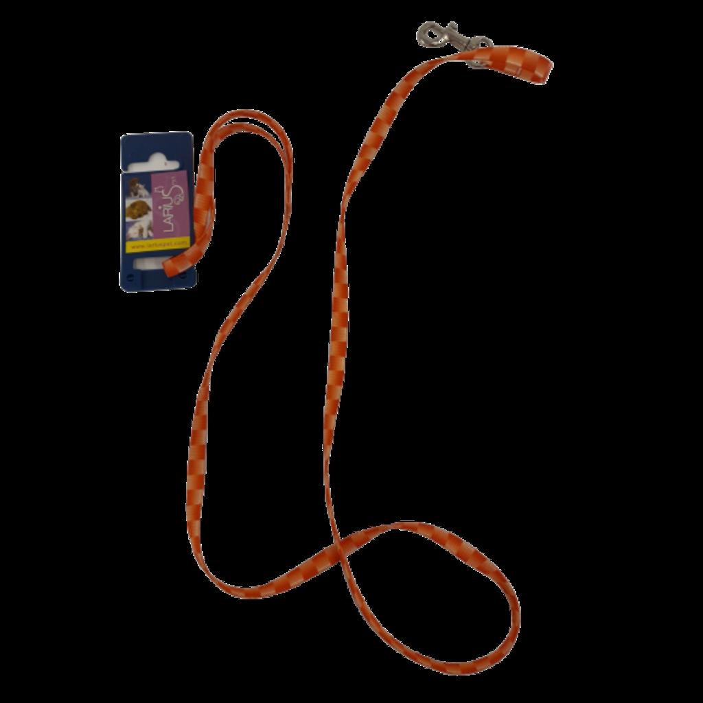 Leiband - Oranje Vierkant 1 x 120 cm