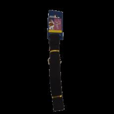 Leine - Schwarz 2,5 x 120 cm