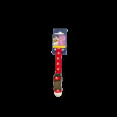 Halsbänder- Rot / Leg 1,5 x 30-45 cm