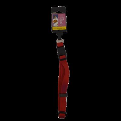 Halsband Rood 1,5 x 35-50 cm