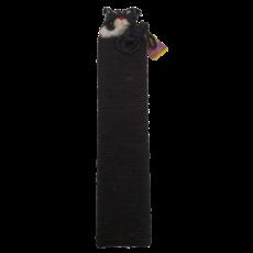 Kratz - schwarz 53x12 cm