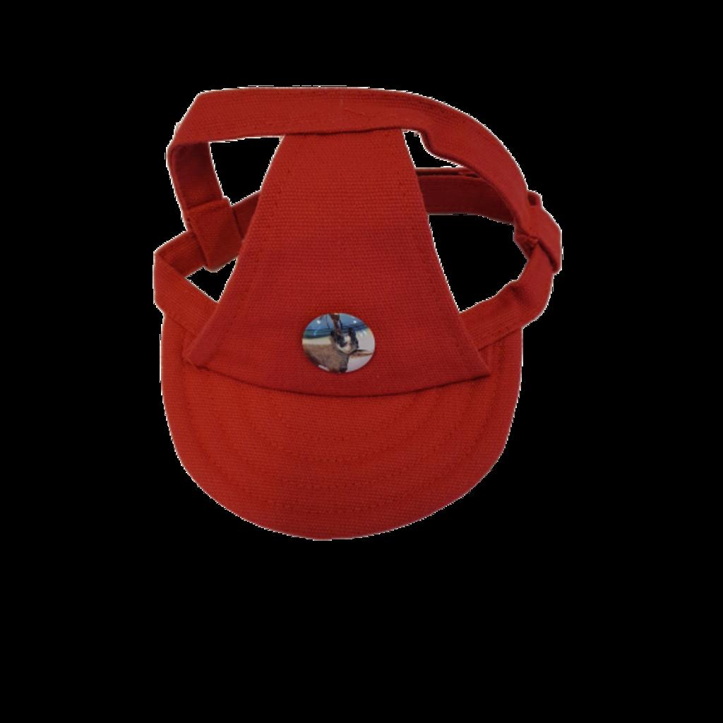 Cap - Red S