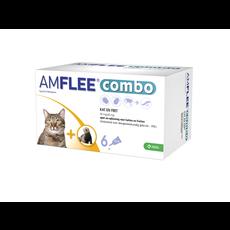 Krka Amflee Combo Cat - 6 pipetten - 01.06.2020