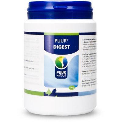 PuurNatuur PUUR Digest (Spijsvertering ) - H/K - 100 g - 01.07.2020