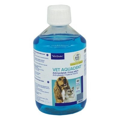 Virbac Vet Aquadent - 500 ml - 01.07.2020