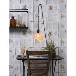 Hanglamp Oslo 1-lichts Zwart