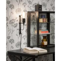 Design Wandlamp Seattle Zwart