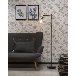 Minimalistische Vloerlamp Sheffield Zwart