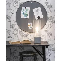 Tafellamp Memphis 1-lichts Wit