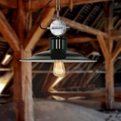 Hanglamp Millstone zwart Ø40cm