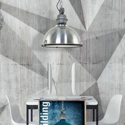 Hanglamp Bikkel Ø42 cm Staal
