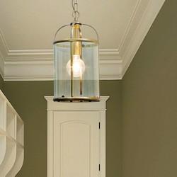 Hanglamp Pimpernel 1-lichts brons