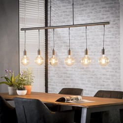 Hanglamp Rocco 6-lichts