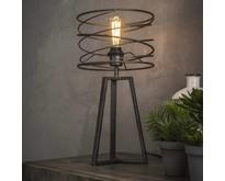 Industriële - Tafellamp - Charcoal - Driepoot - Missouri