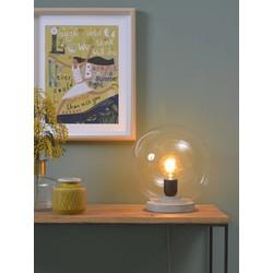 Tafellamp Warsaw glas